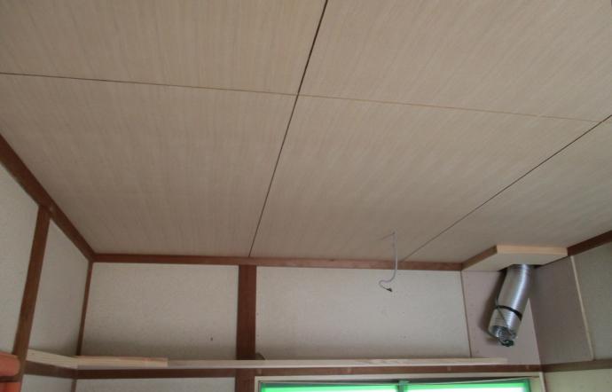 Ngt邸/造作工事完了・内部塗装工事