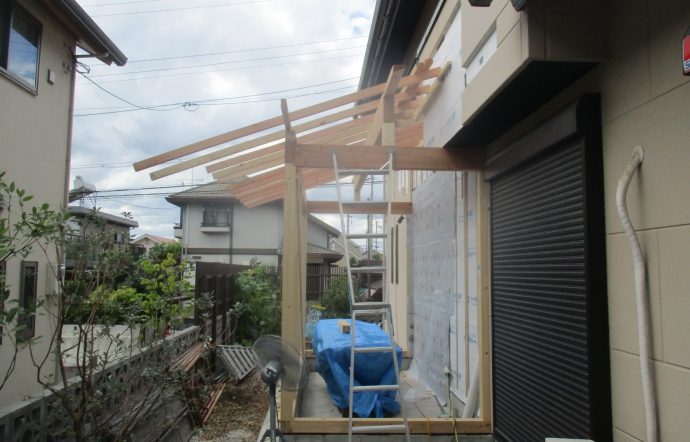 Ysd邸/大工増築工事