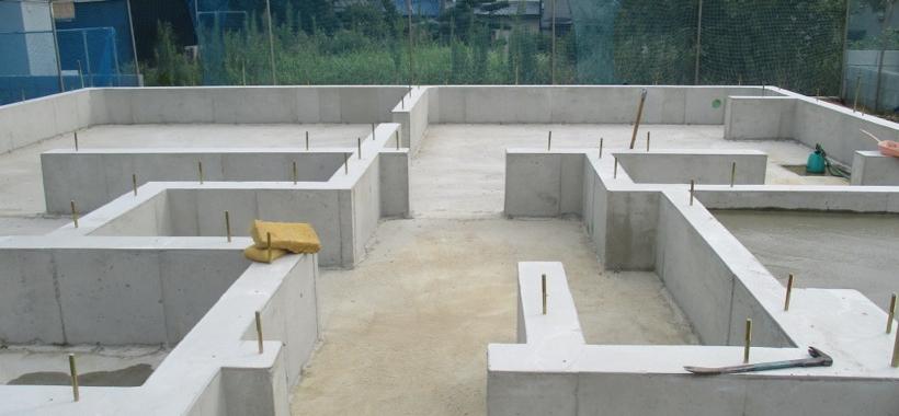 Tkh邸〈基礎工事〉