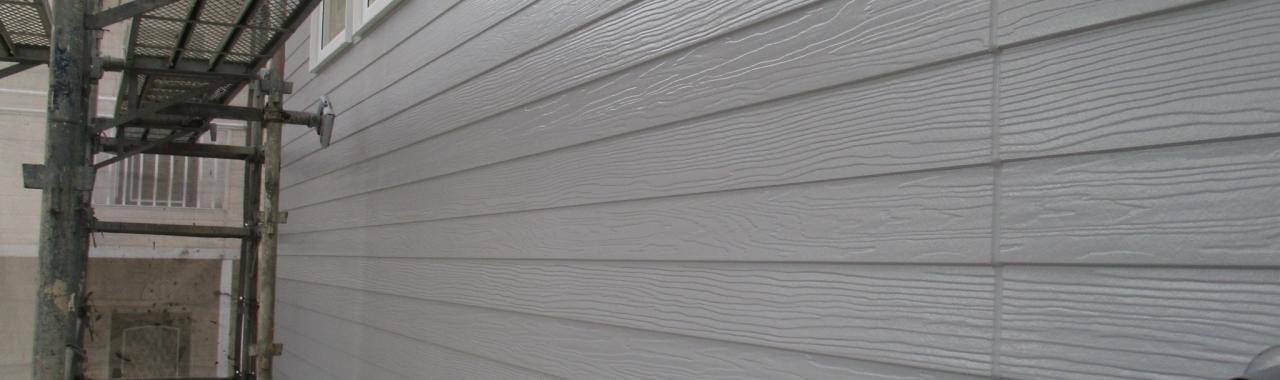 Ngs邸/外壁塗装