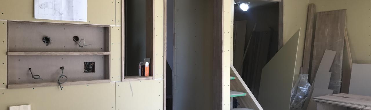 Tkh邸/大工工事・外壁塗装
