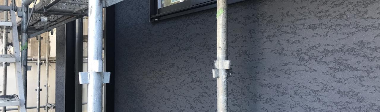 Hgm邸/外壁塗装,内装工事