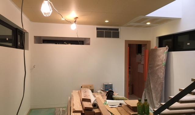 Ykr邸/塗装工事
