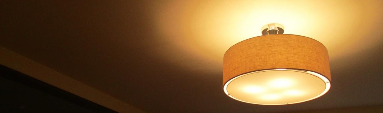 Inb邸/照明器具取り付け、美装工事