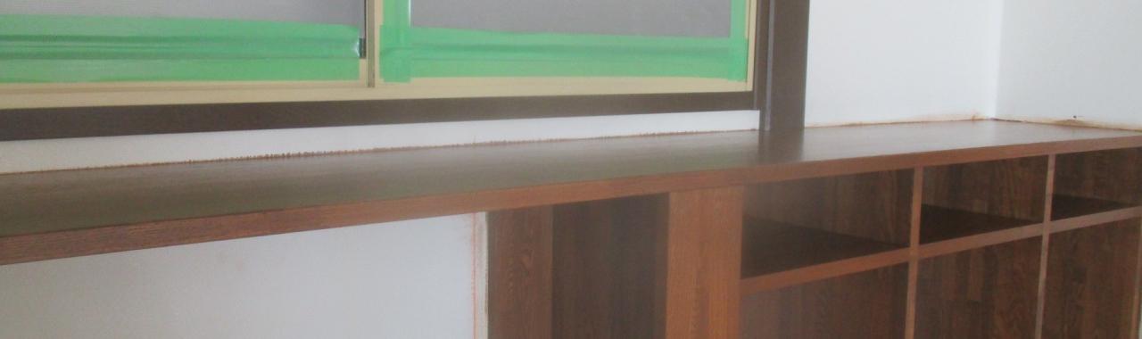 Yms邸/塗装工事