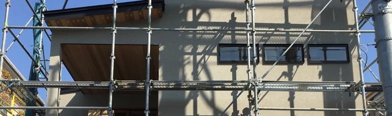 Tnk邸/外壁塗装
