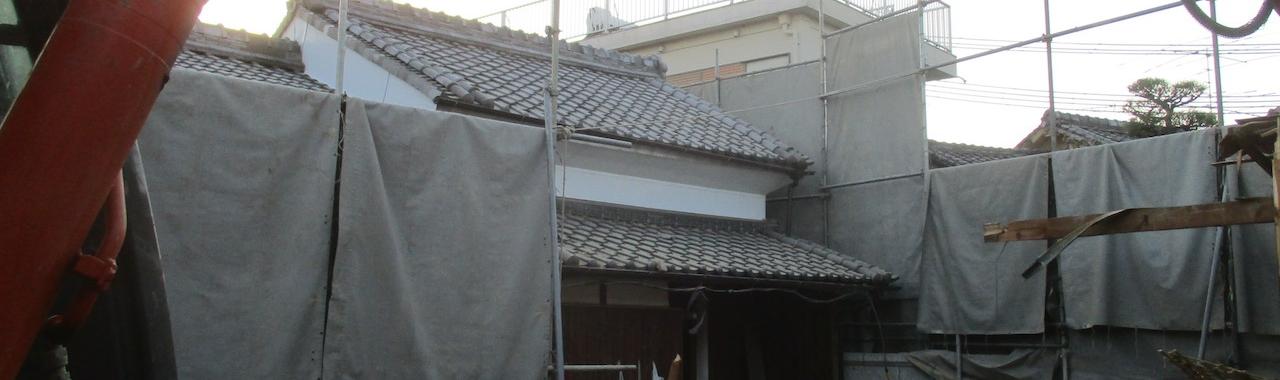 Mti邸/解体工事