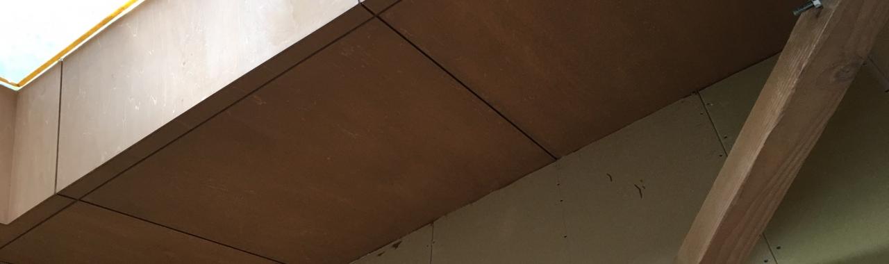 Tbc邸/内部塗装工事