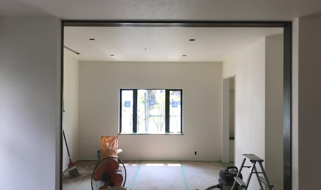 Ogr邸/内装工事、塗装工事