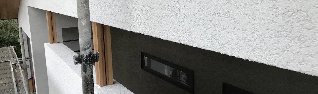 Mti邸/外壁塗装完了