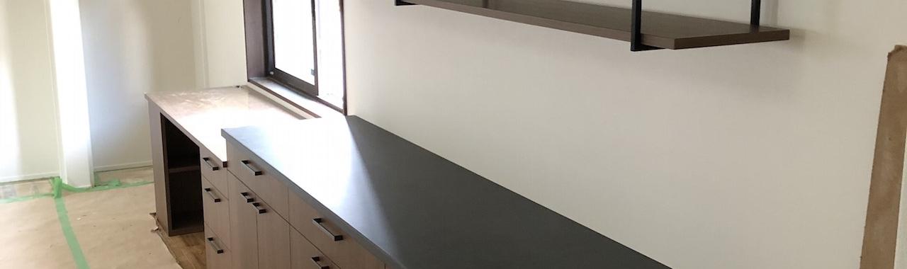 Ogw邸/造作家具