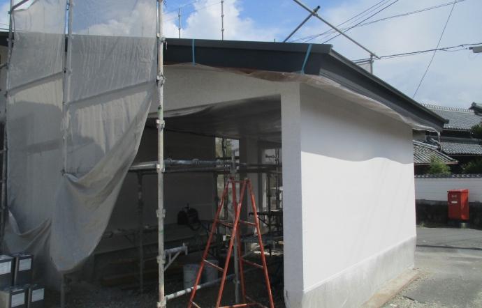 Mti邸/外壁塗装