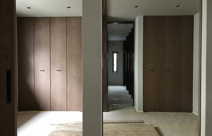 Mti邸/家具設置
