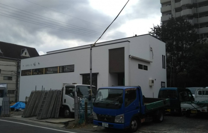 Ksi邸/大工工事