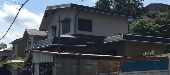 Kik邸/解体工事