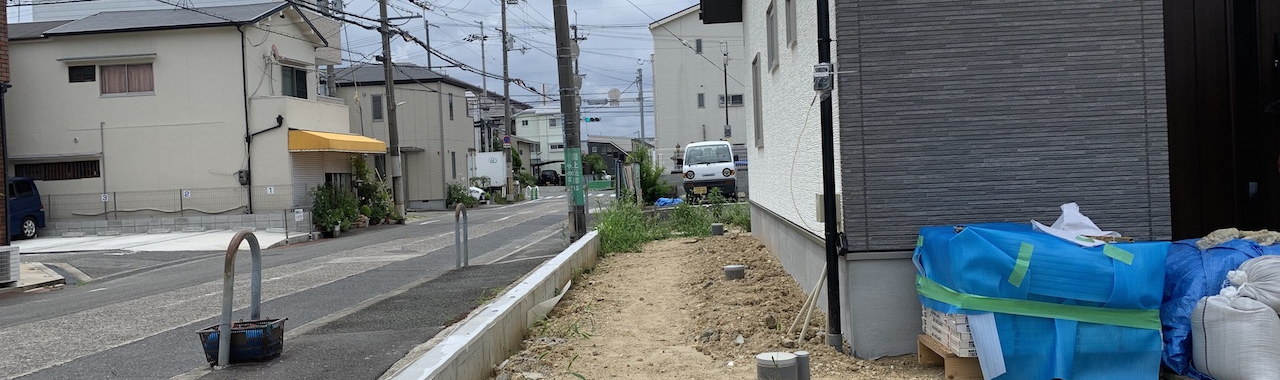 Jnb邸/外構工事