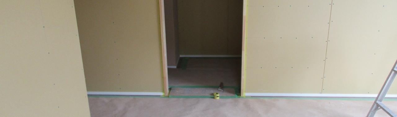 Ngt邸/塗装工事