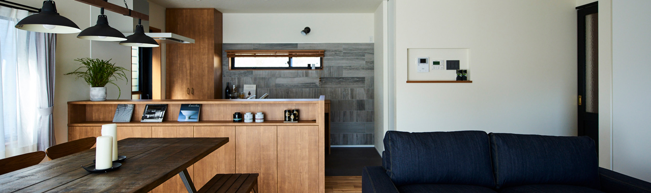 施工事例「restfulな家」が追加されました
