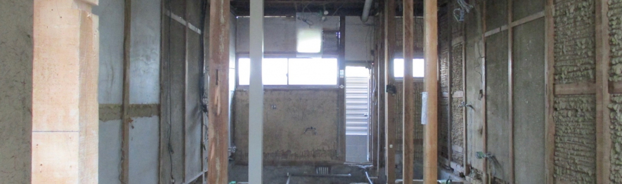 Tkt邸/解体工事完了