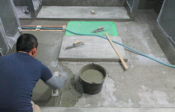 Ymd邸/左官工事