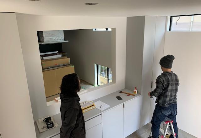 Fjw邸/家具工事