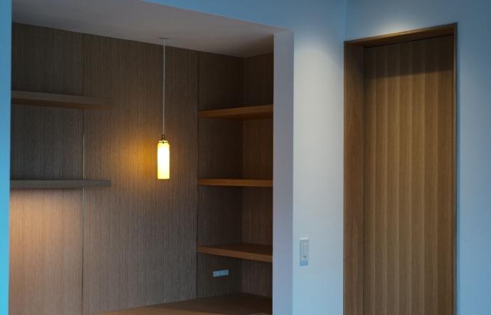 Kwm邸/家具設置